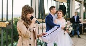Марина  Ковач - выездная церемония в Одессе - фото 3