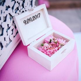 Студія флористики та дизайну «Kvitka» - декоратор, флорист в Виннице - портфолио 5