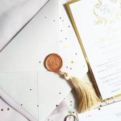 Save the date - Свадебная полиграфия - пригласительные на свадьбу в Запорожье - фото 3
