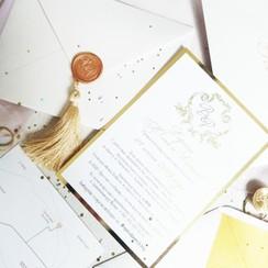 Save the date - Свадебная полиграфия - пригласительные на свадьбу в Запорожье - фото 1