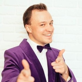Ведущий Александр Небава