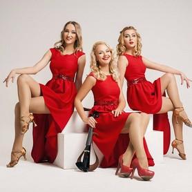 Aquamarine Violin&Dance Show - артист, шоу в Киеве - портфолио 6
