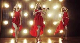 Aquamarine Violin&Dance Show - артист, шоу в Киеве - портфолио 2