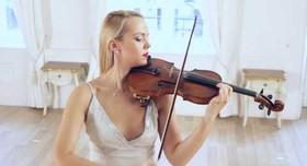 Aquamarine Violin&Dance Show - артист, шоу в Киеве - портфолио 3