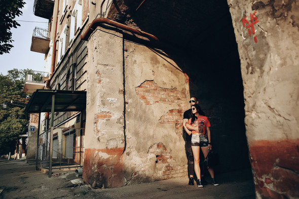 Love Story Henry & Alina - фото №3