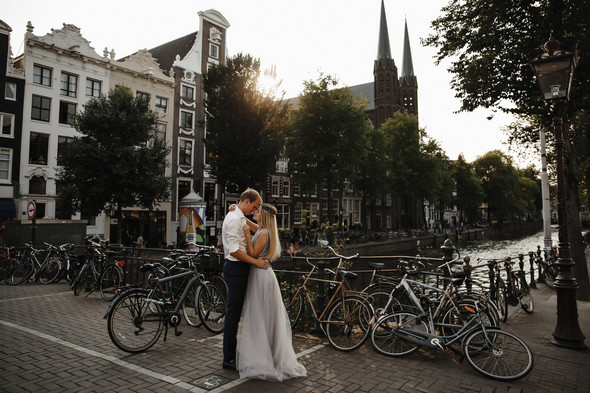 Amsterdam the magic center - фото №8