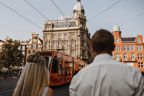 Amsterdam the magic center - фото №6