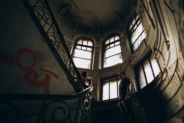 Love Story Henry & Alina - фото №9