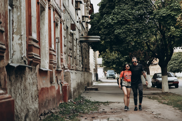 Love Story Henry & Alina - фото №18