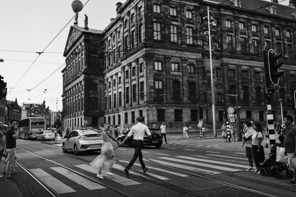 Amsterdam the magic center - фото №23