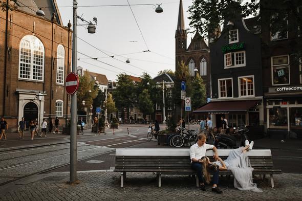Amsterdam the magic center - фото №19