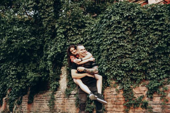 Love Story Henry & Alina - фото №17