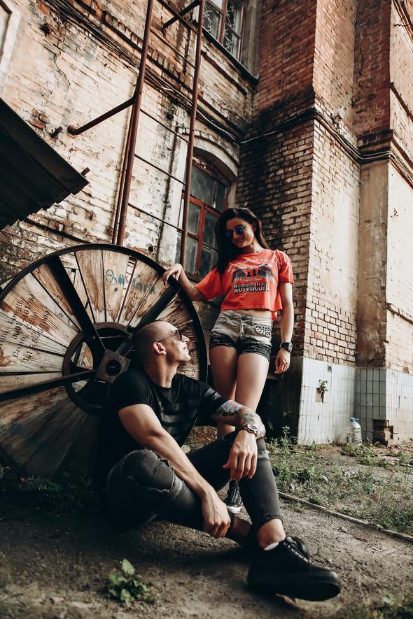 Love Story Henry & Alina - фото №6