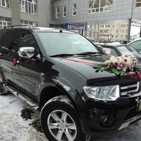 Mitsubishi Pajero Sport - авто на свадьбу в Сумах - портфолио 4