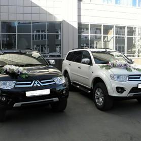 Mitsubishi Pajero Sport - авто на свадьбу в Сумах - портфолио 3