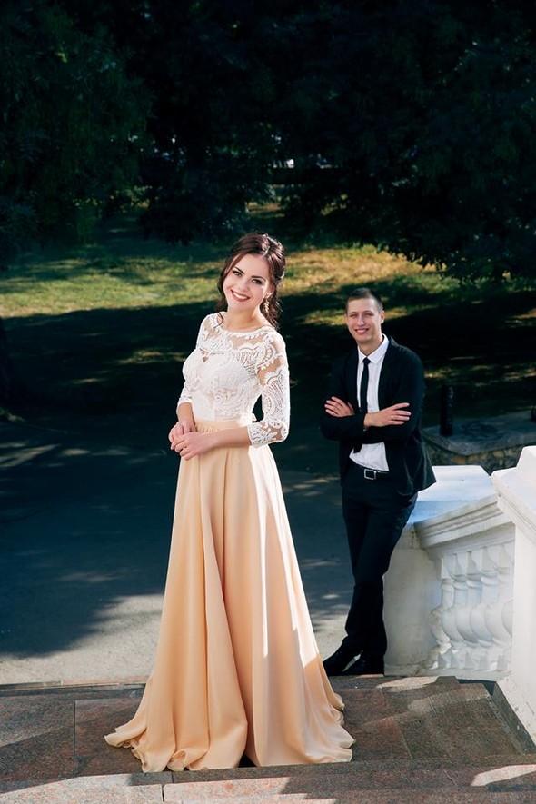 Свадебная прогулка Алёны и Олега - фото №8