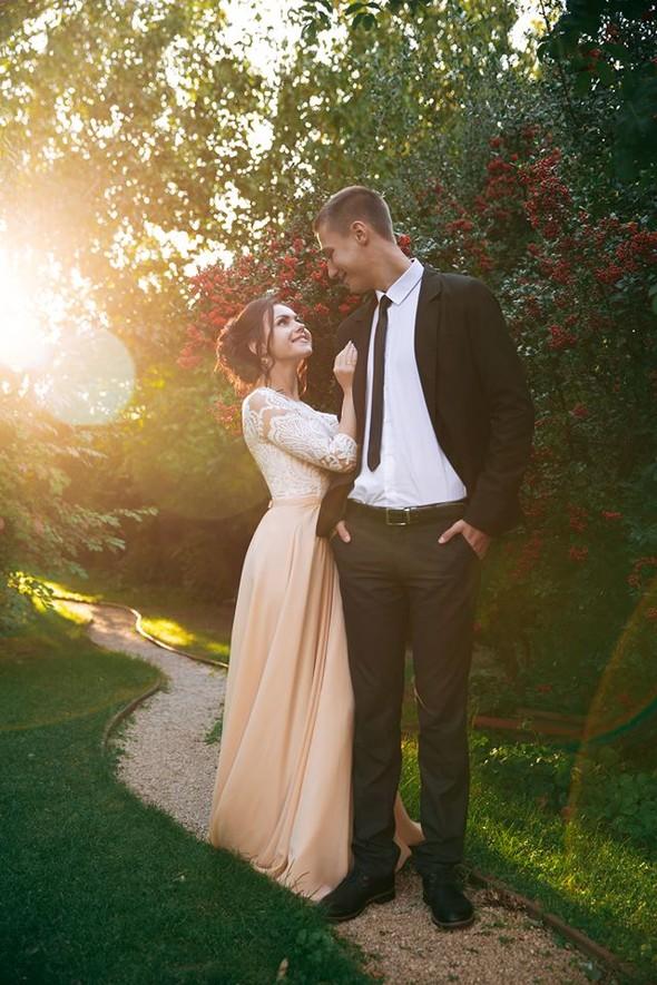 Свадебная прогулка Алёны и Олега - фото №15