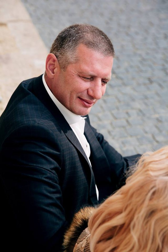 Свадебная прогулка Натальи и Александра - фото №7