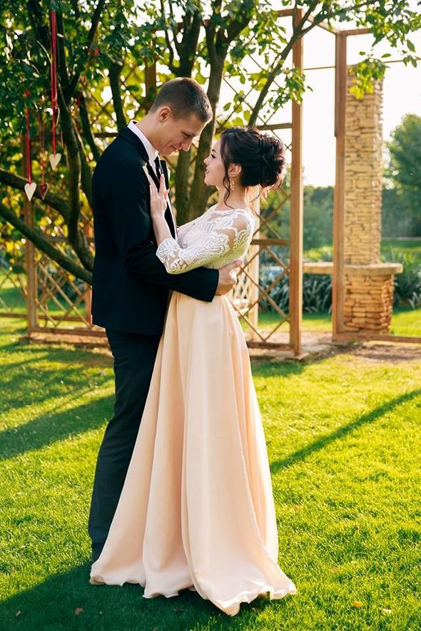 Свадебная прогулка Алёны и Олега - фото №2