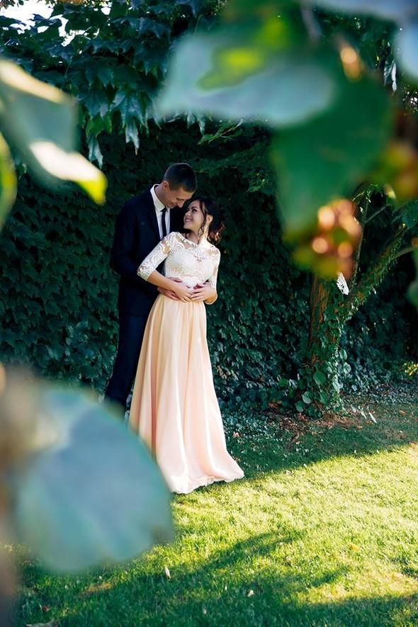 Свадебная прогулка Алёны и Олега - фото №11
