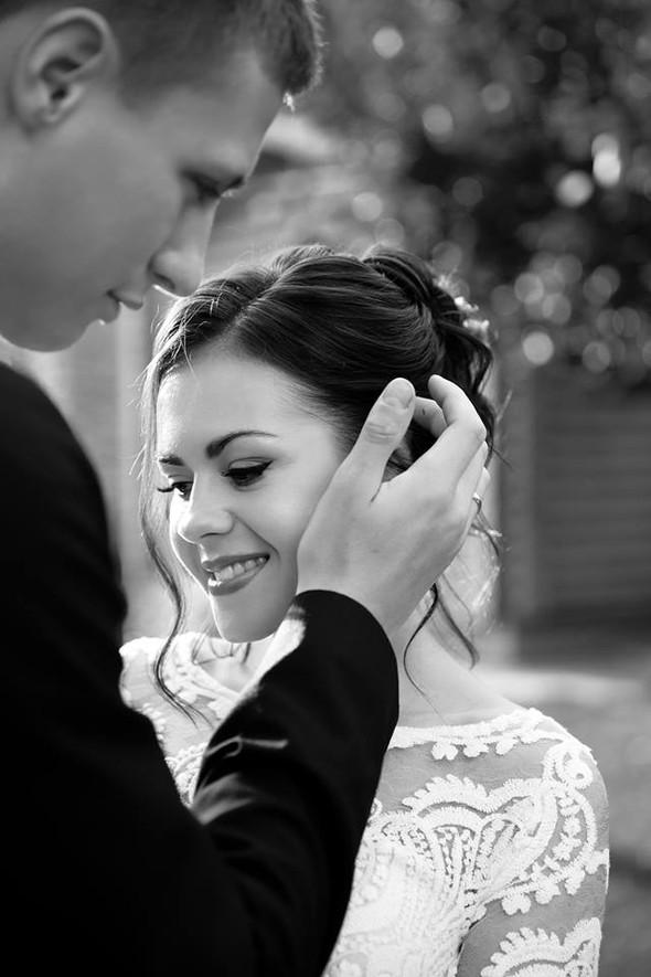 Свадебная прогулка Алёны и Олега - фото №14