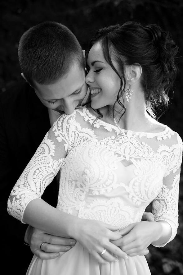 Свадебная прогулка Алёны и Олега - фото №9