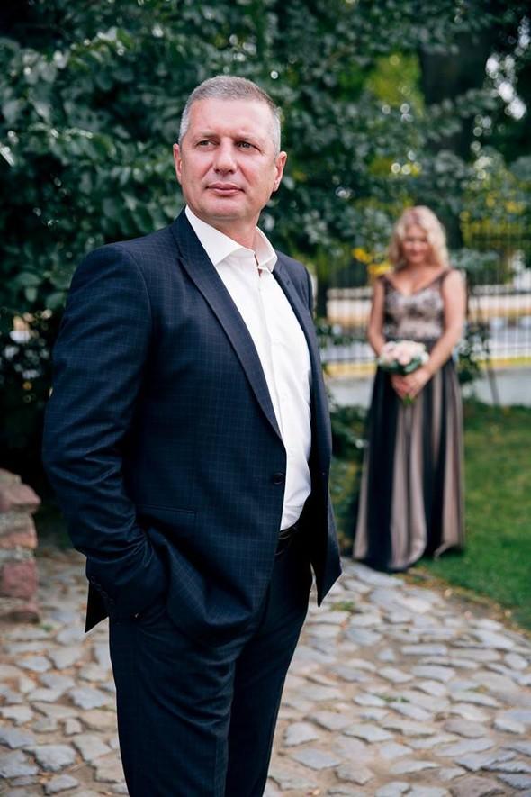 Свадебная прогулка Натальи и Александра - фото №14