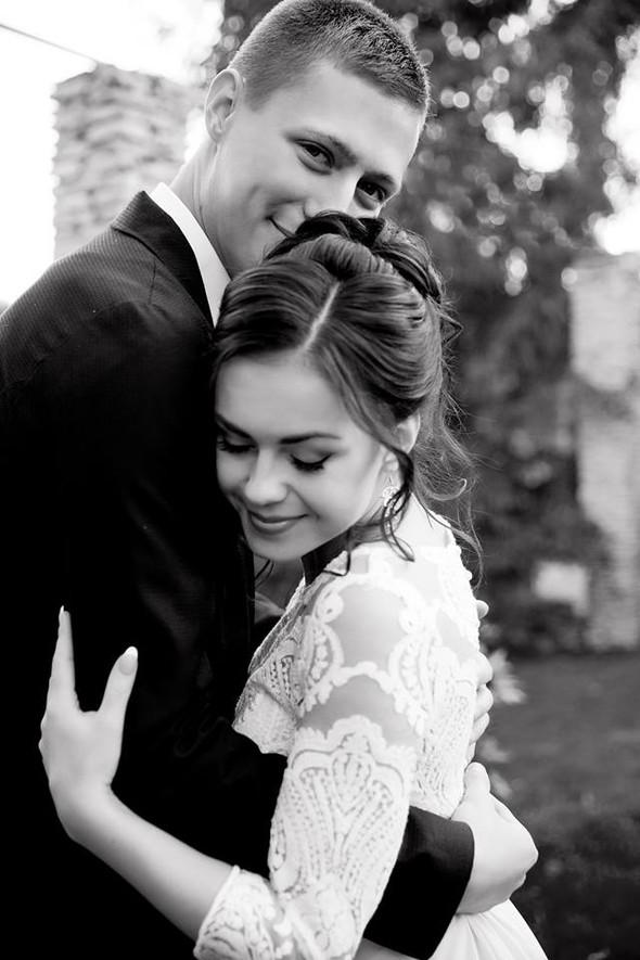 Свадебная прогулка Алёны и Олега - фото №17
