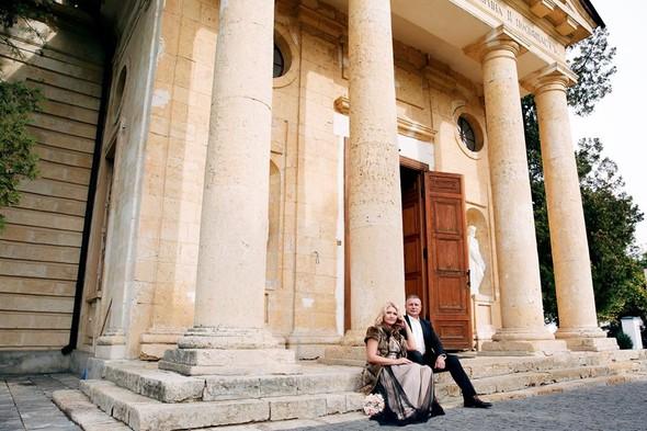 Свадебная прогулка Натальи и Александра - фото №10