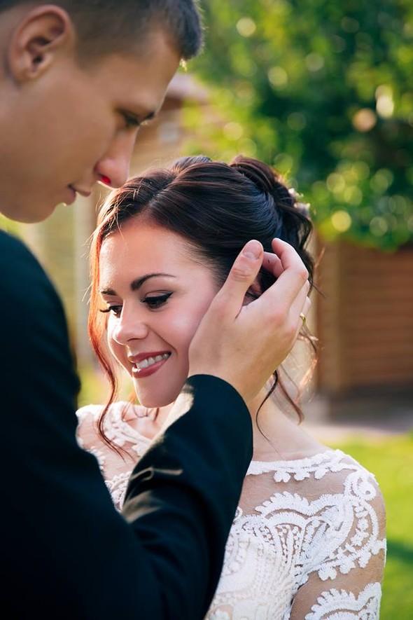 Свадебная прогулка Алёны и Олега - фото №12