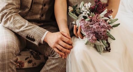 Дарим скидку -30% на букет невесты!