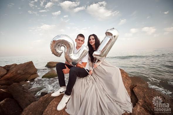 Настя и Валентин - фото №18