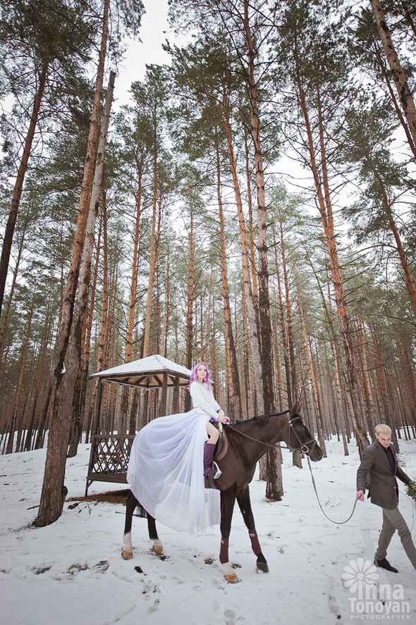 Максим и Ксюша - фото №63