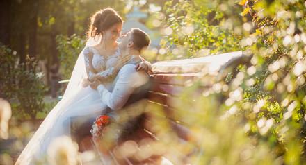 Свадебная съемка  и аэросъёмка