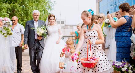 скидка на свадебную фотосъёмку  в будние дни. Целый свадебный день с 9.00 до 21.30