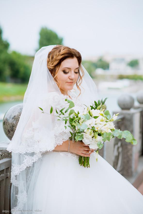 свадьба Виктории и Дмитрия - фото №14