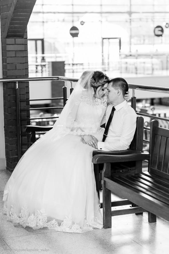 свадьба Виктории и Дмитрия - фото №12