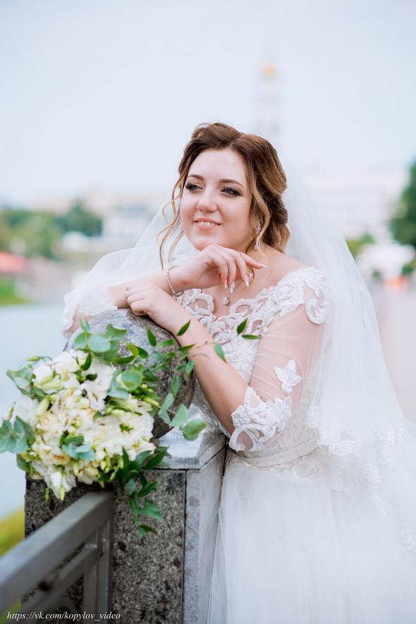 свадьба Виктории и Дмитрия - фото №16