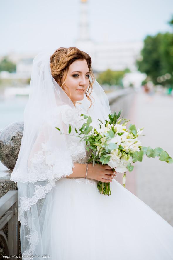 свадьба Виктории и Дмитрия - фото №15