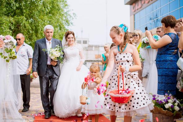 свадьба Виктории и Дмитрия - фото №21