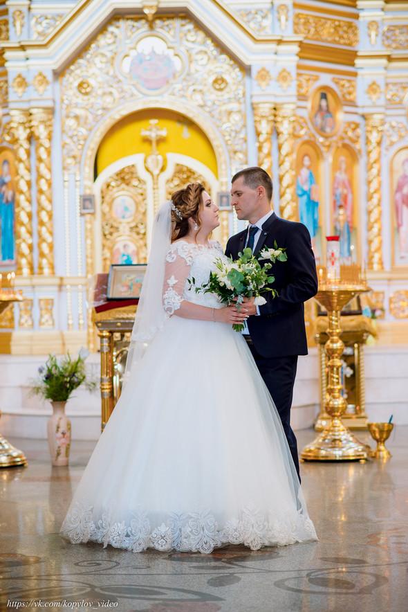 свадьба Виктории и Дмитрия - фото №20