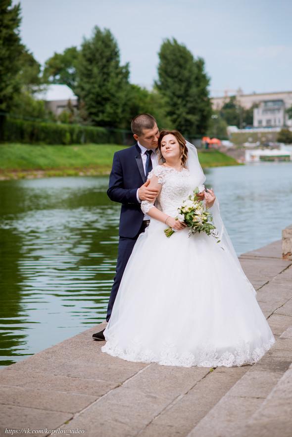 свадьба Виктории и Дмитрия - фото №13