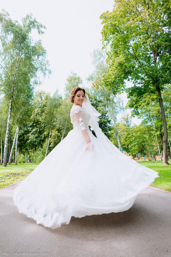 свадьба Виктории и Дмитрия - фото №3
