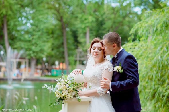 свадьба Виктории и Дмитрия - фото №9