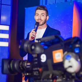 Евгений  Барков - ведущий в Киеве - портфолио 1