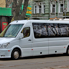 Заказ микроавтобусов в Одессе. - авто на свадьбу в Одессе - портфолио 3