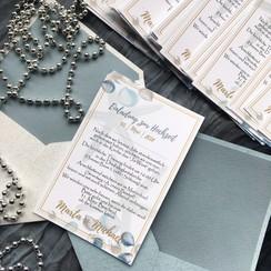 O'Calligraphy - пригласительные на свадьбу в Львове - фото 3