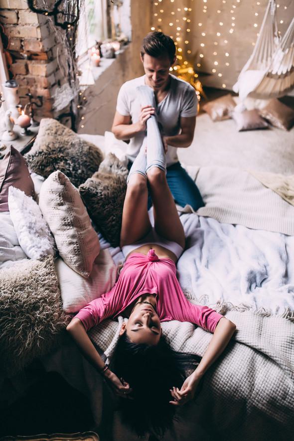 Love Story - Саша и Карина - фото №10