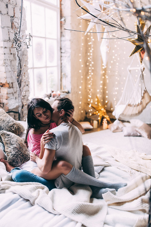 Love Story - Саша и Карина - фото №30