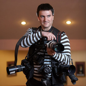 Фотограф Кирилл Поликевич